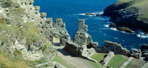Tintagel-Castle